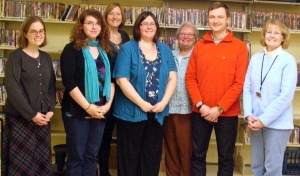 Homebound and Racing to Read Staff