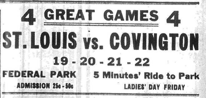 19 Jun 1913 4 Games28