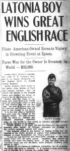 Latonia Boy Wins Great English Race, 27 May 1914 cropped