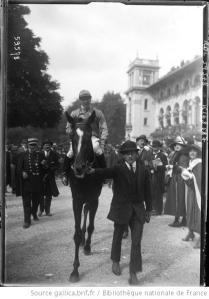 McGee on Flowershop, Prix de Diane 1920