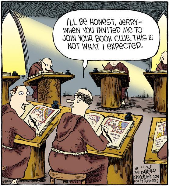 Odd Book Club