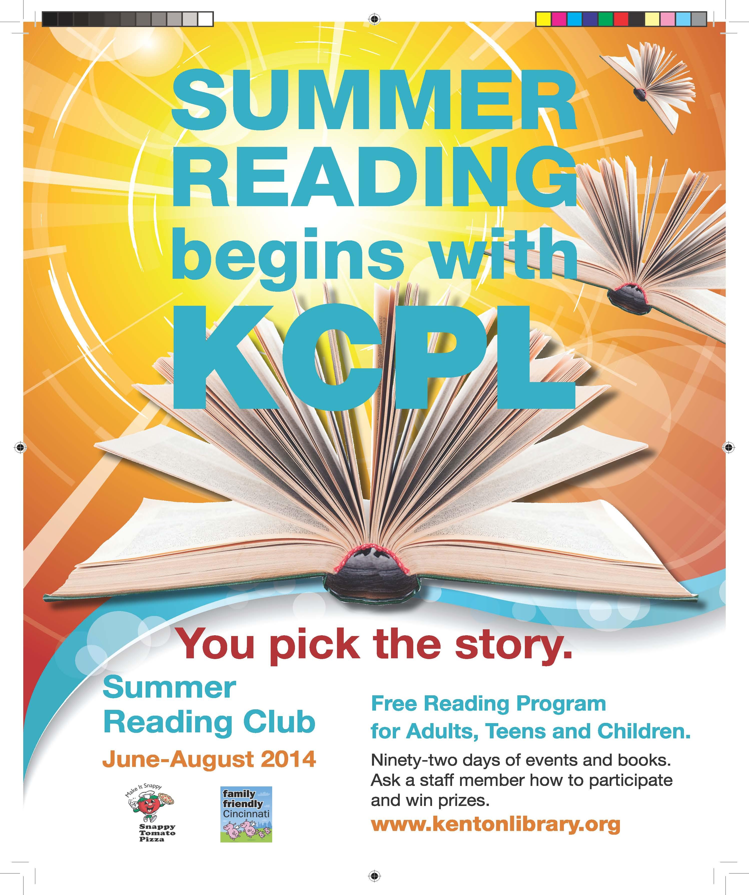 Run Club Ideas Runs Summer Reading Club